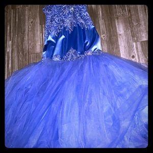 SHERRI HILL formal gown!